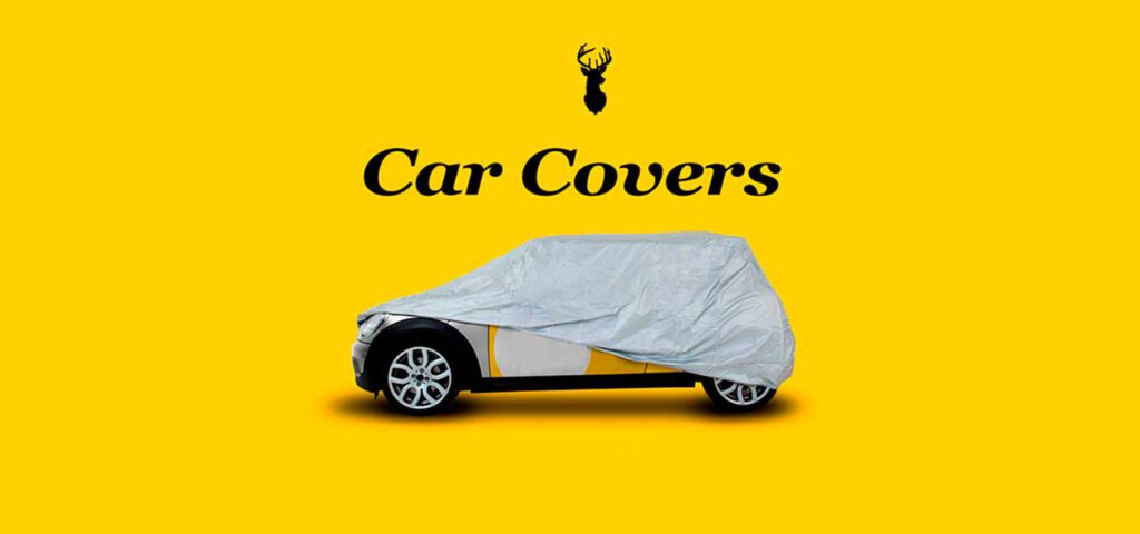 Cubierta para carro - car covers - funda para coche